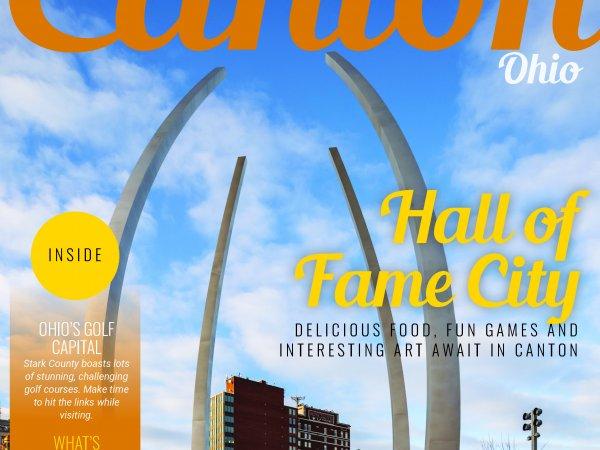2021 regional travel guide cover