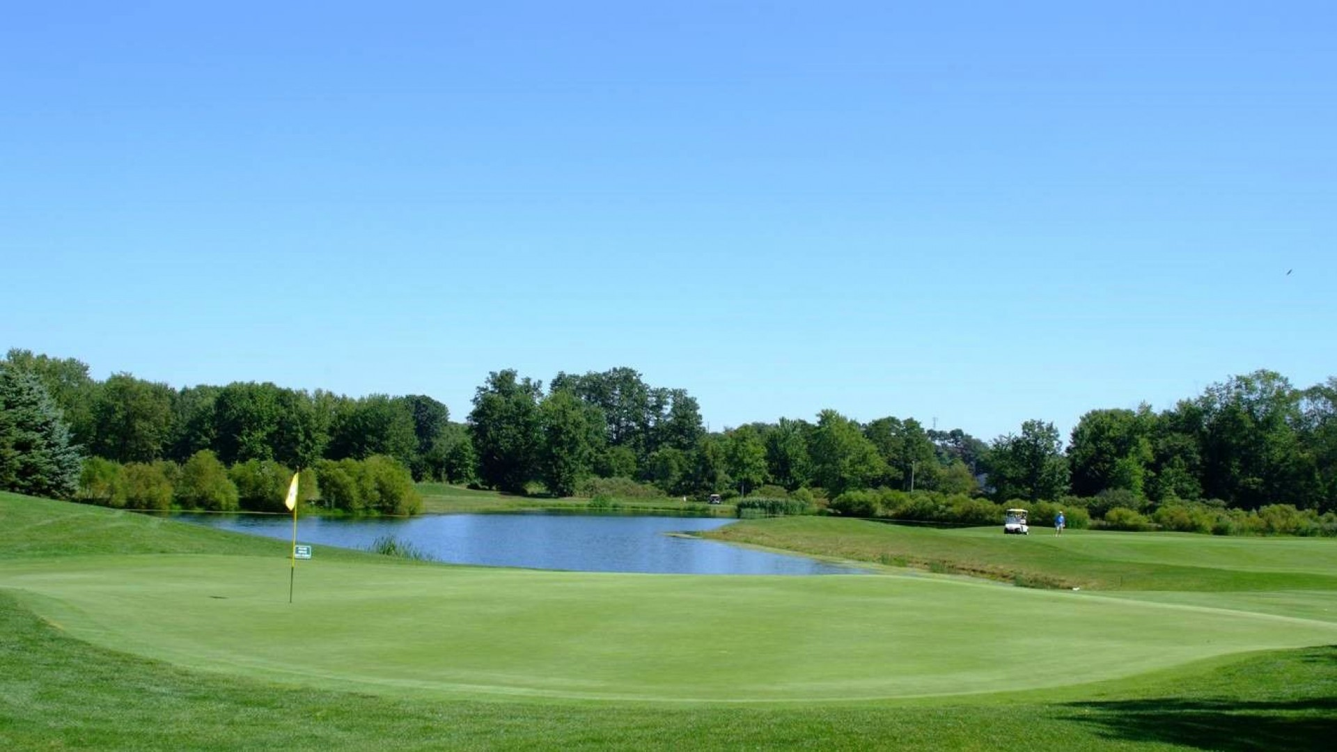 Experience Ohio's Golf Capital!