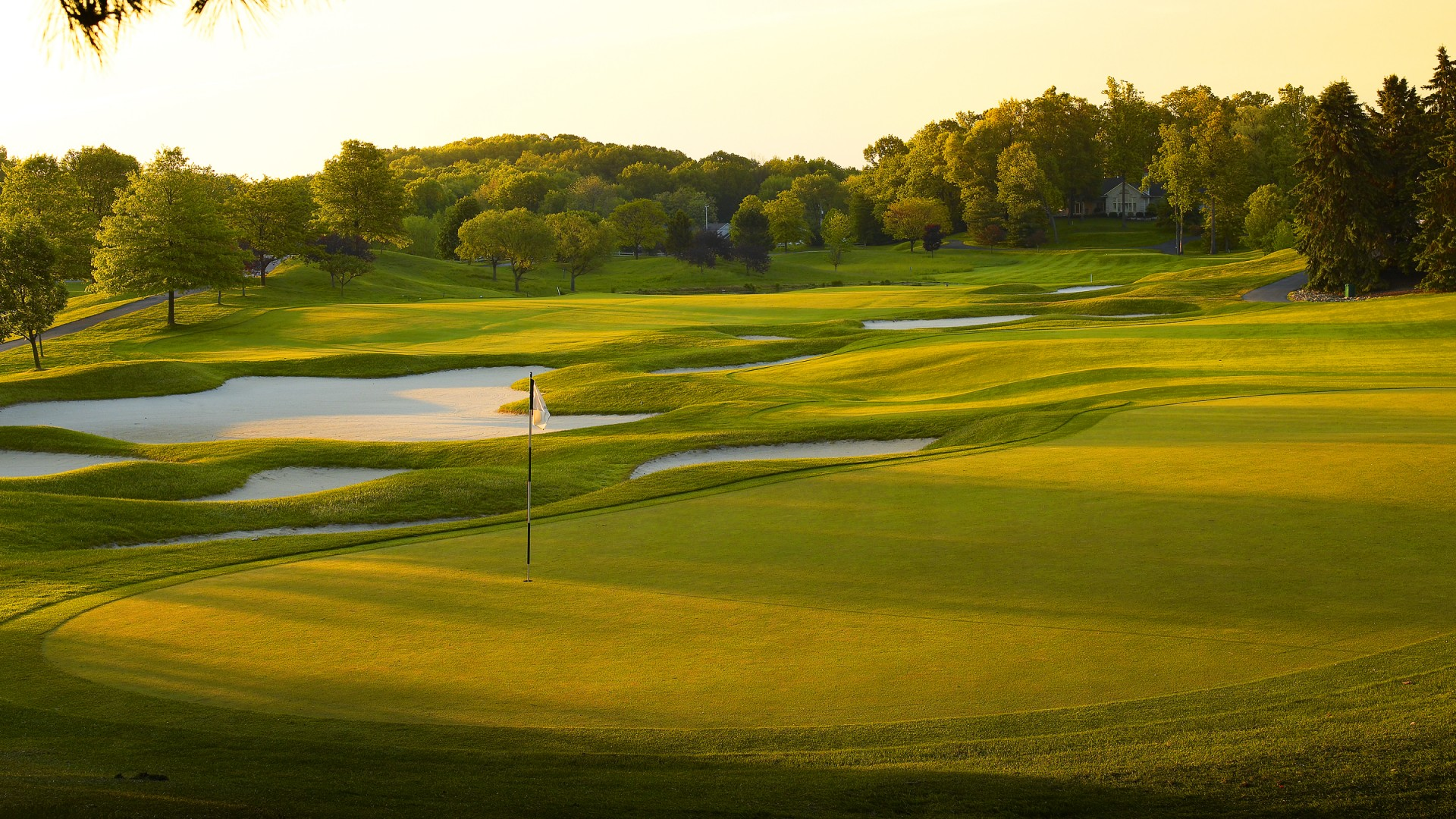 Jack Nicklaus Signature Golf Course at Glenmoor Country Club in Canton, Ohio