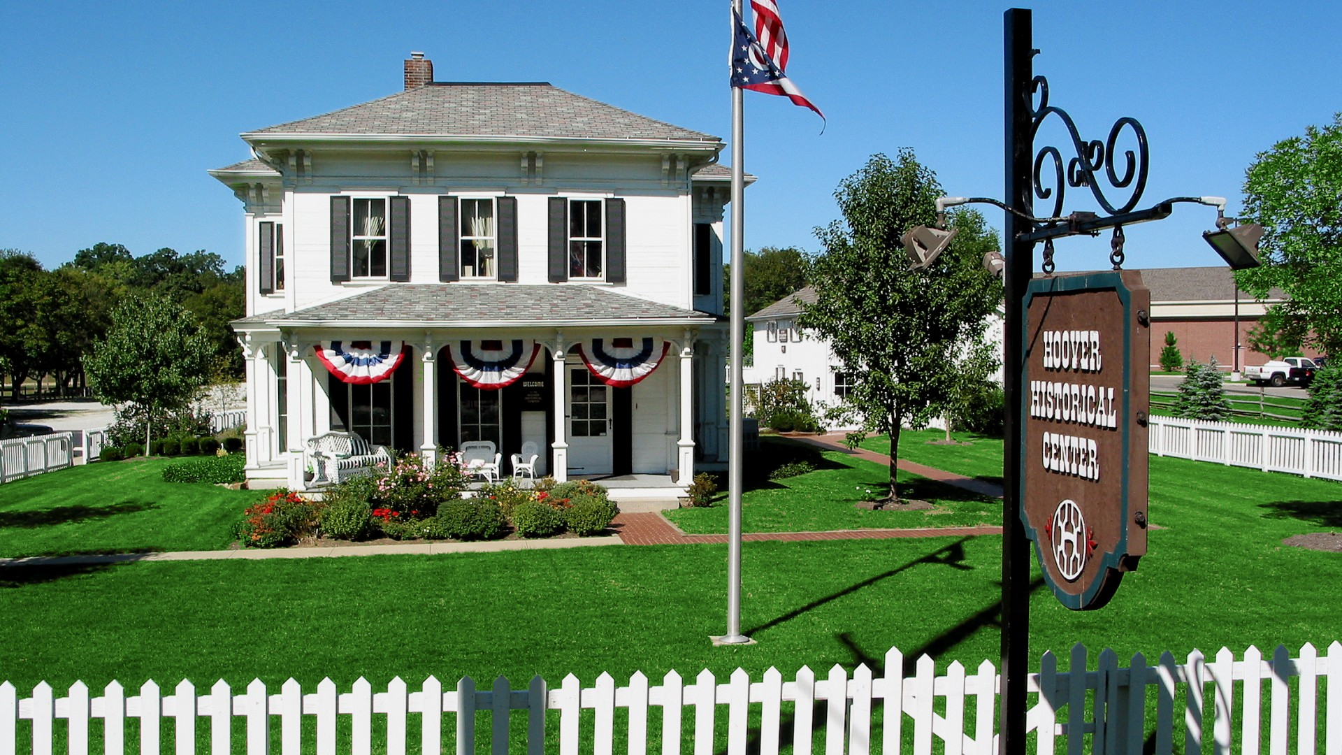 Hoover Historical Center in North Canton