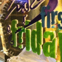 Celebrate the 100th First Friday in the Canton Arts District