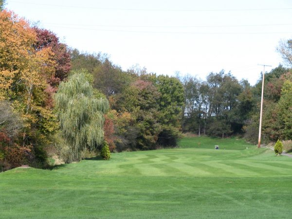 Carroll county photo carroll meadows hole 8