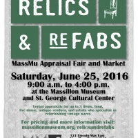 Relics & Refabs Event to be held at Massillon Museum June 25