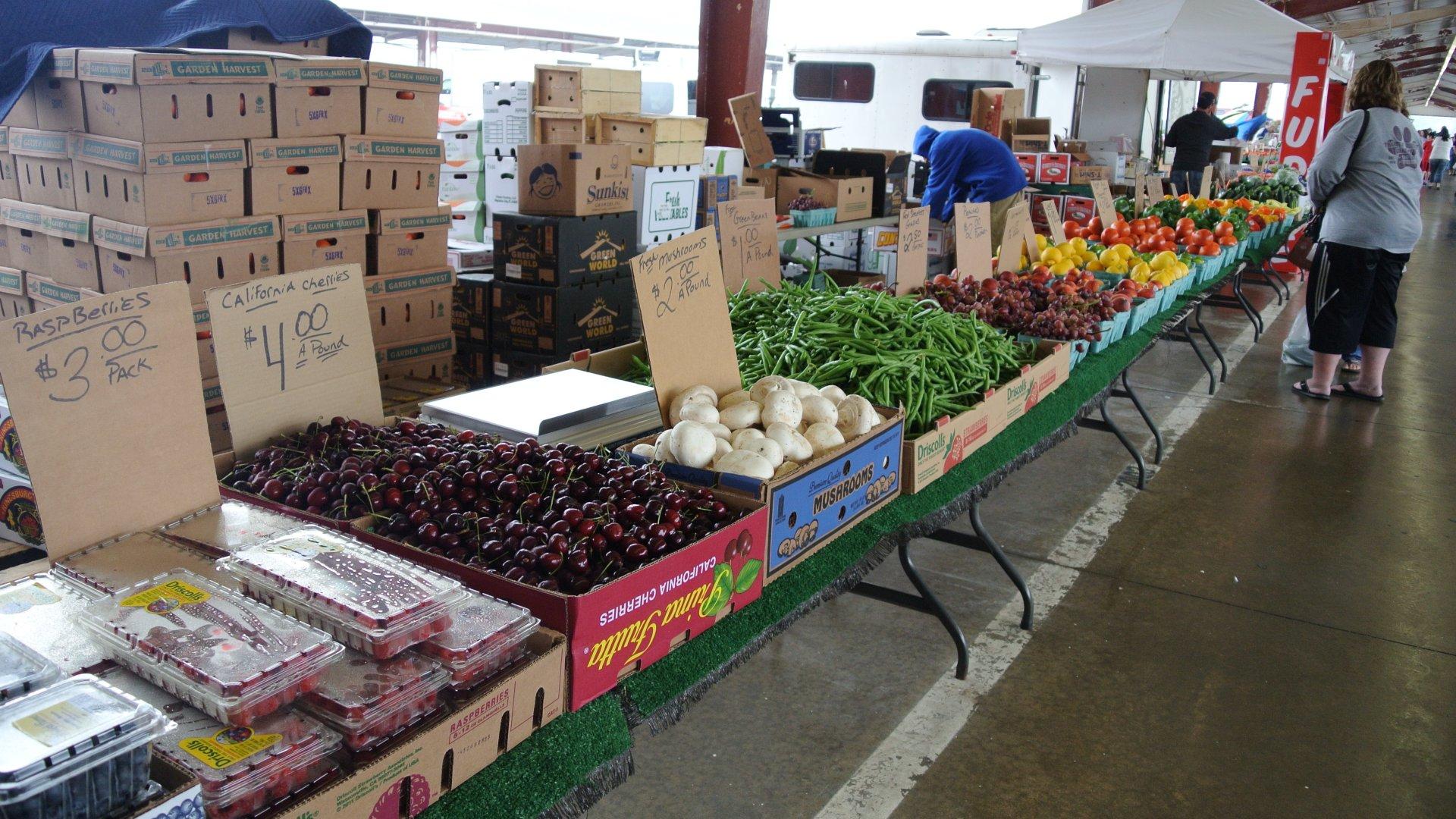 77th Memorial Day Flea Market