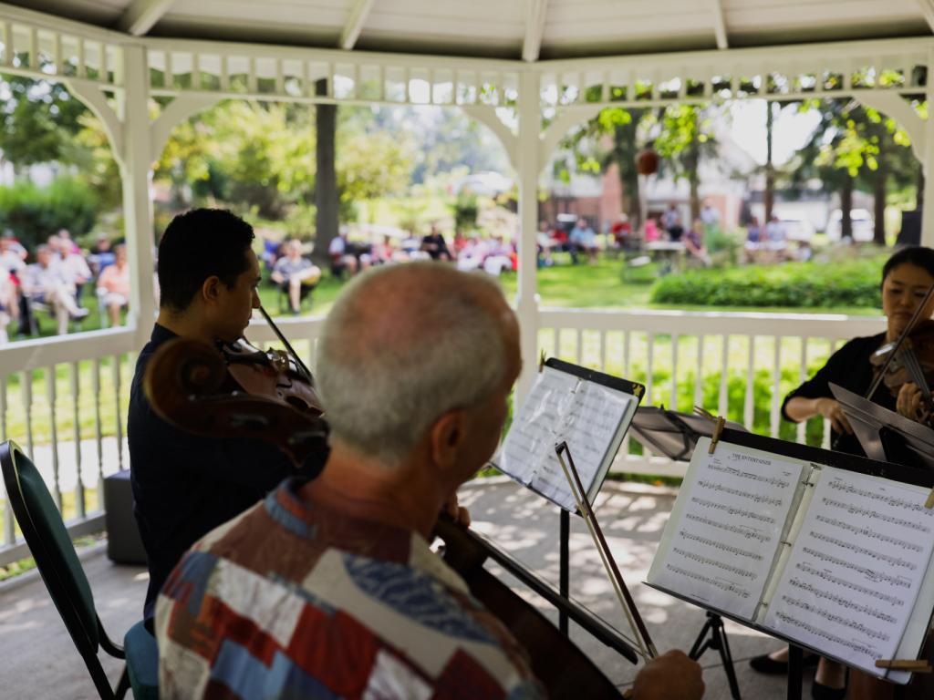 Summer Serenades in the Park Returns!