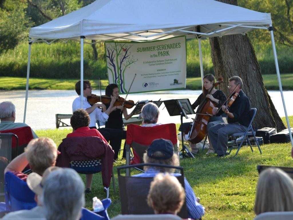 Summer Serenades in the Park Returns!
