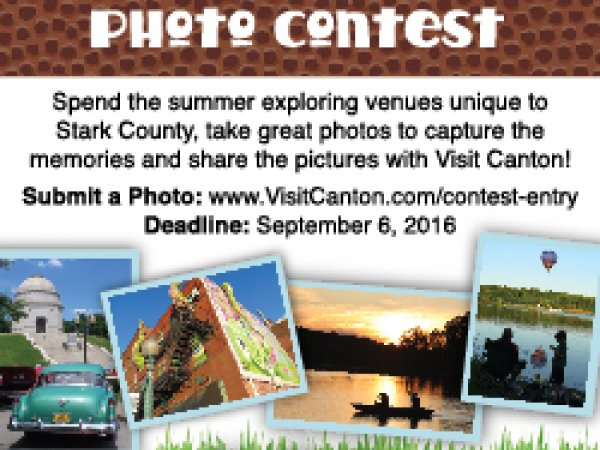 Photo contest widget