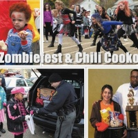 COSTUMES, COLORING and CHILI: ZOMBIEFEST in Alliance October 29