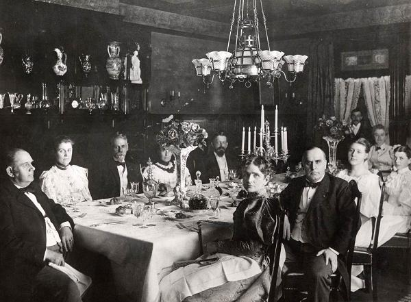 State Dinner with President McKinley to Be Held February 16th