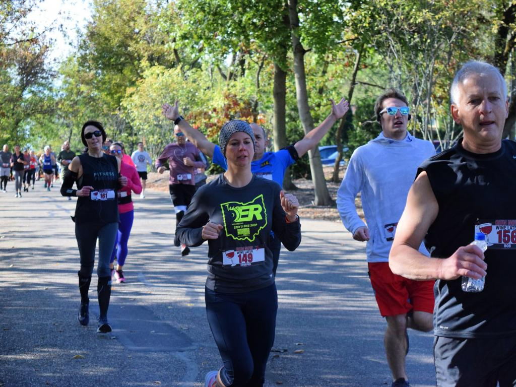 On Your Mark, Get Set, Go Run in Stark County
