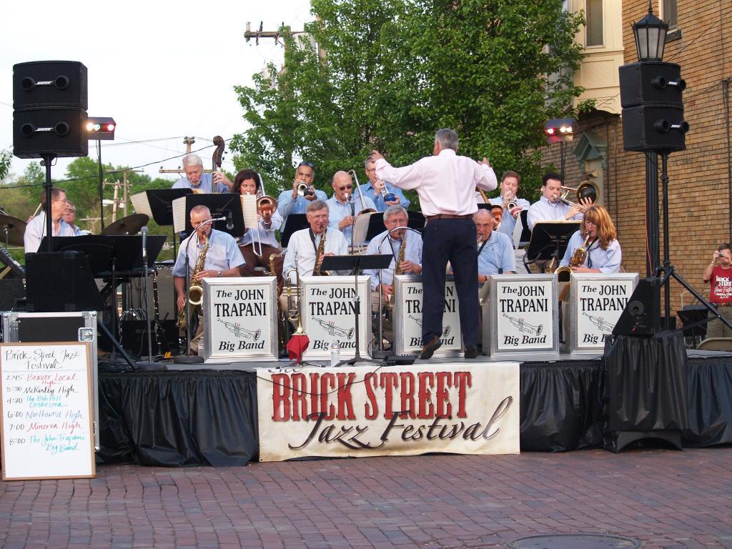 Minerva Jazz Festival Celebrates Art & Local Music