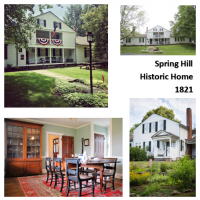 Take A Tour of Spring Hill Historic Home