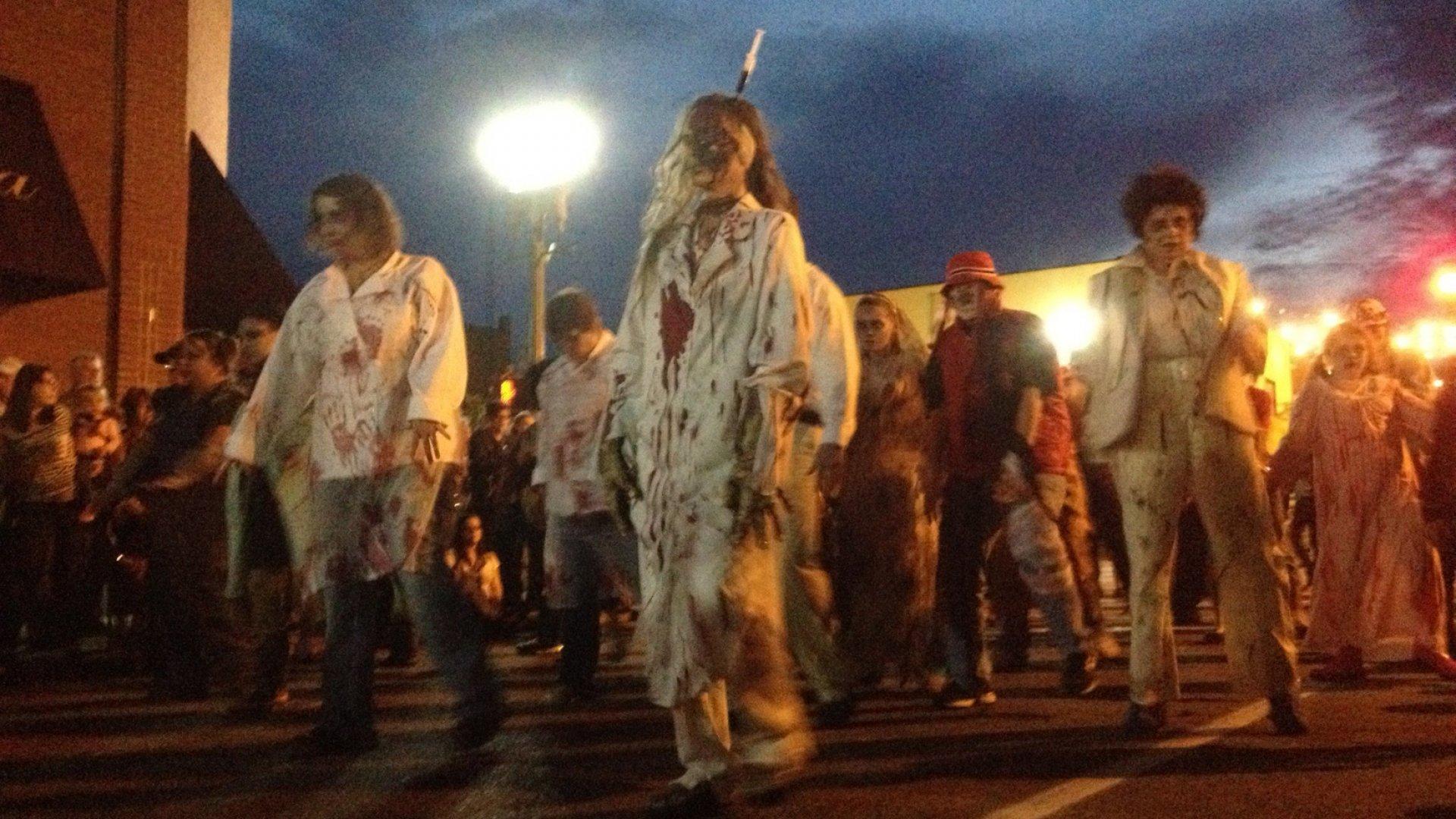 Massillon Zombie Walk
