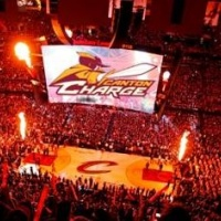 Canton Charge To Play At Quicken Loans Arena Thursday, December 28th at 8PM
