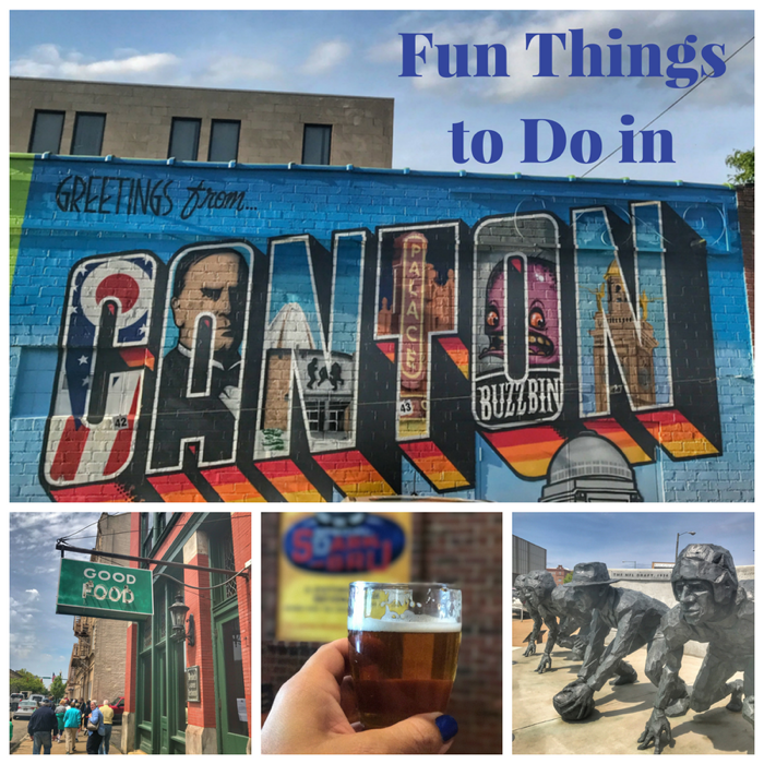 Fun Things to Do in Canton