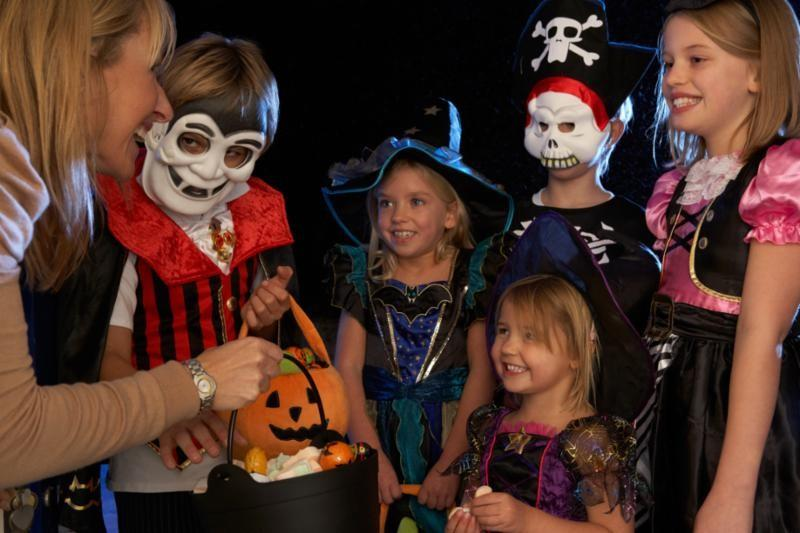 Local Trick-or Treating Times for Stark County 2017
