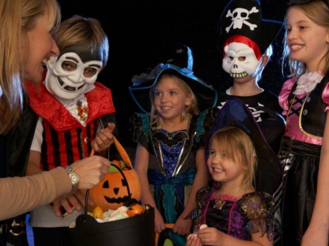 Local Trick-or Treating Times for Stark County