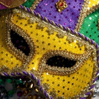 February First Friday: Mardi Gras | February 2
