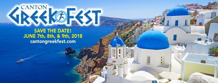Canton Greek Fest: Live Music, Delicious Food, & Celebration of Culture