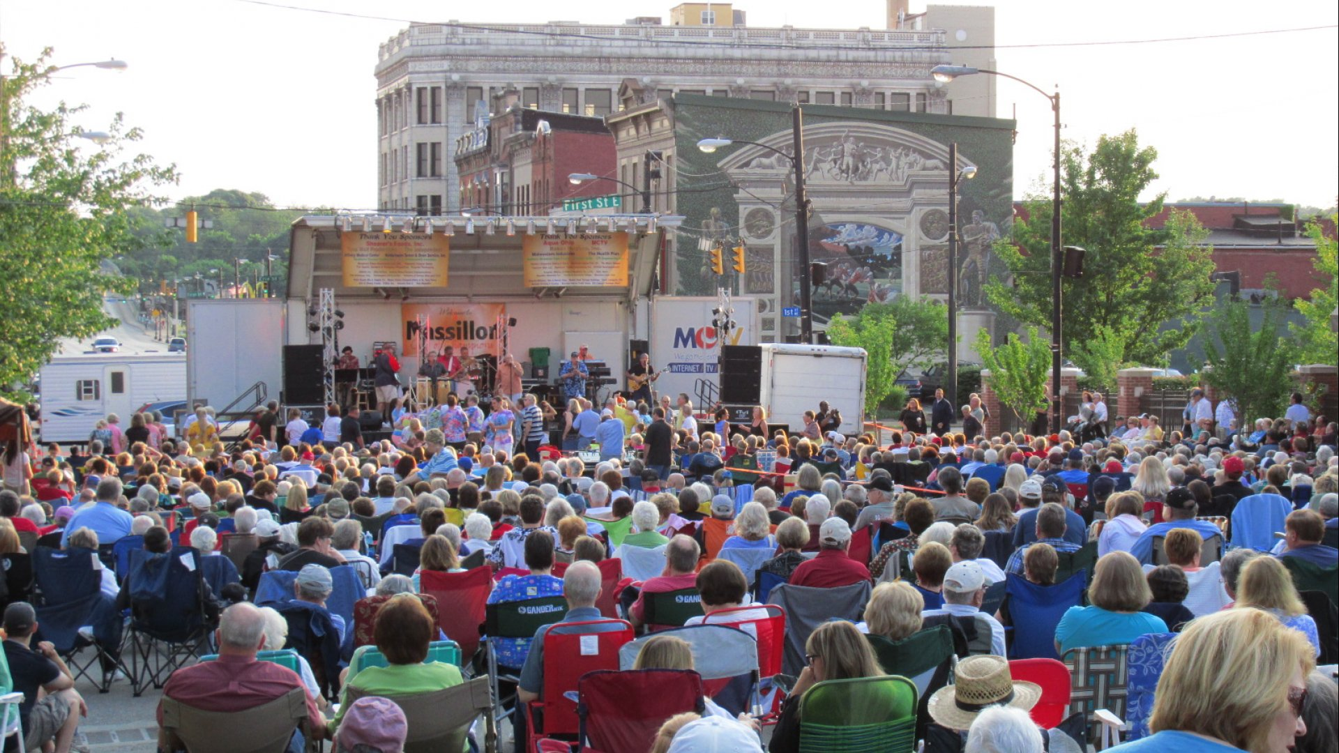 Massillon Summer Concert Series