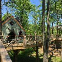 Beech Creek Gardens Opens New Nature Playground