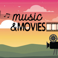 Summer Outdoor Movie Series Comes to Cultural Center for the Arts