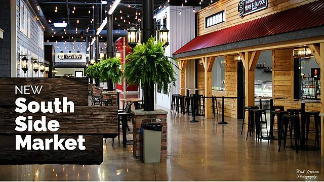 "Hartville MarketPlace & Flea Market Opens ""South Side Market"""