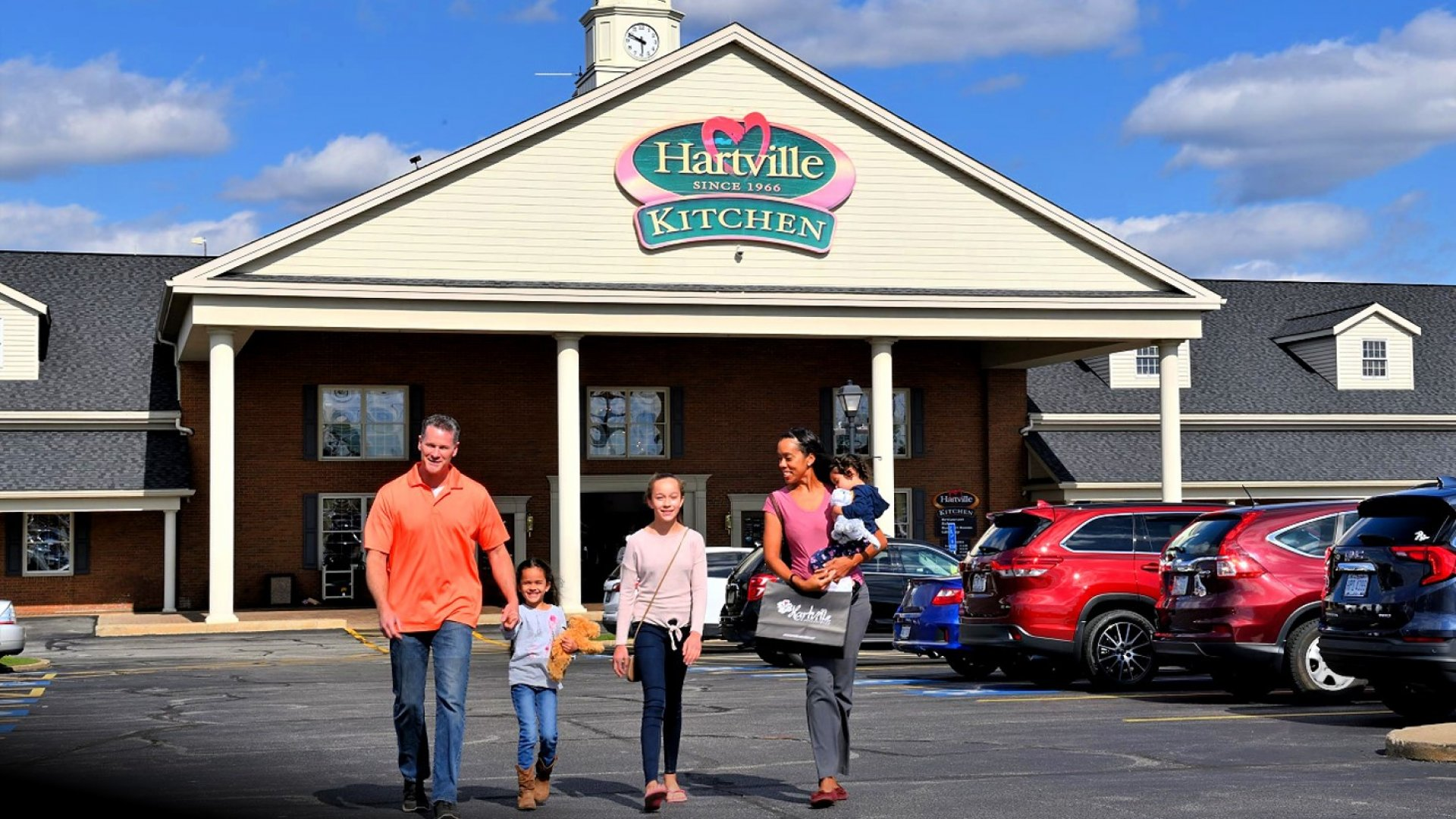 Discover Hartville